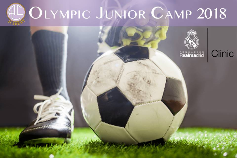 Torna l'Olympic Junior Camp!