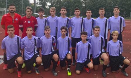 """Allievi 2003 Under 16, Mister Bortolato, """"Vogliamo guadagnarci il rispetto che merita Academy LegnanoCalcio"""""""
