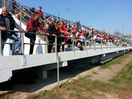 Presentata l'Academy Legnano Calcio allo Stadio Mari