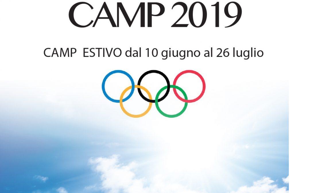 Camp Estivo Academy Legnano Calcio da Lunedì 10 giugno 2019
