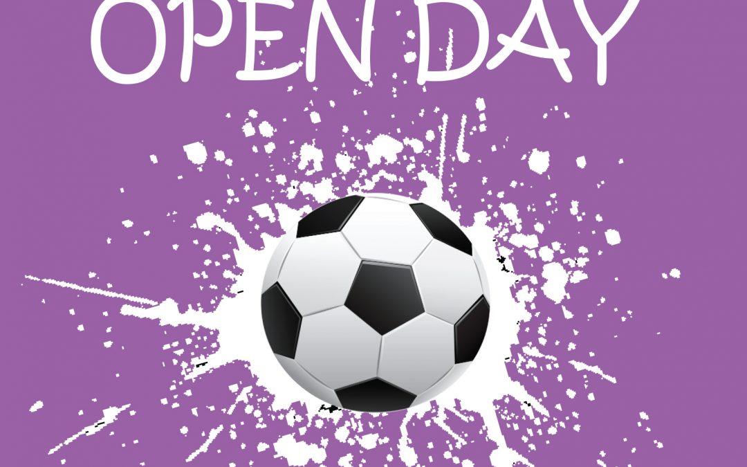 Open Day Academy Legnano Calcio il 4 e l'11 giugno