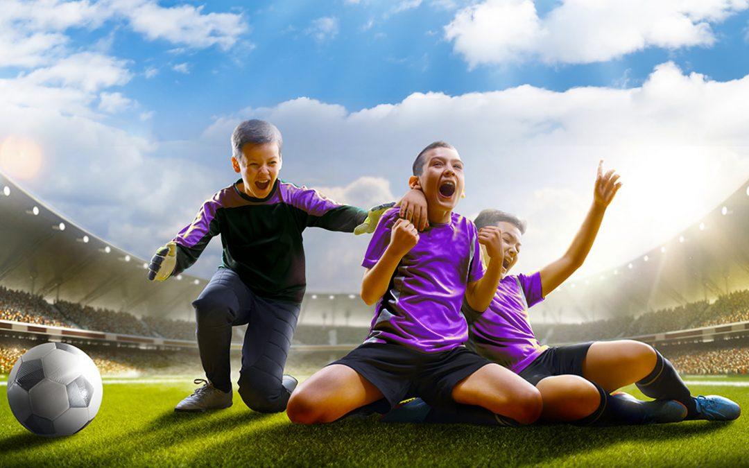 """Academy Legnano Calcio va a Scuola!  Il Progetto """"Anch'io Lilla"""" in tutti gli Istituti scolastici  della città."""