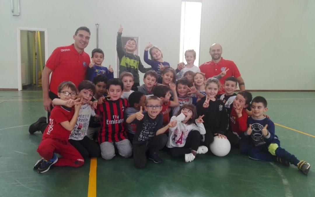 Academy Legnano Calcio nelle Scuole della Città! Gli Istruttori raccontano le loro esperienze!