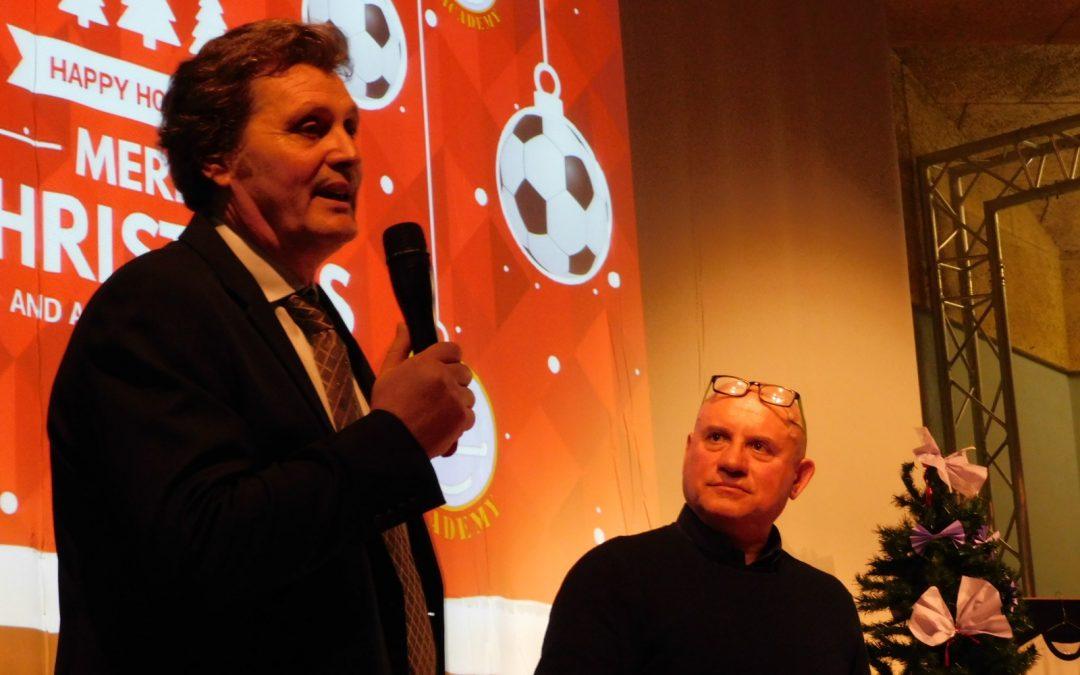 La Festa di Natale di Academy Legnano Calcio, un successo di appartenenza e allegria