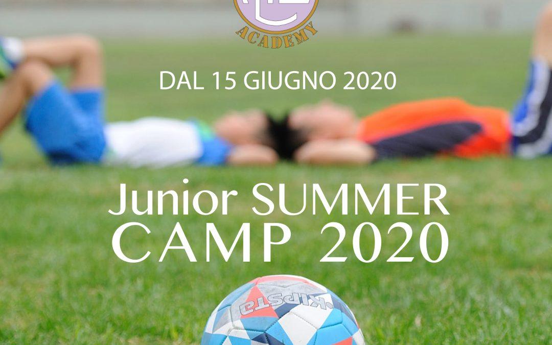 Junior Summer Camp 2020