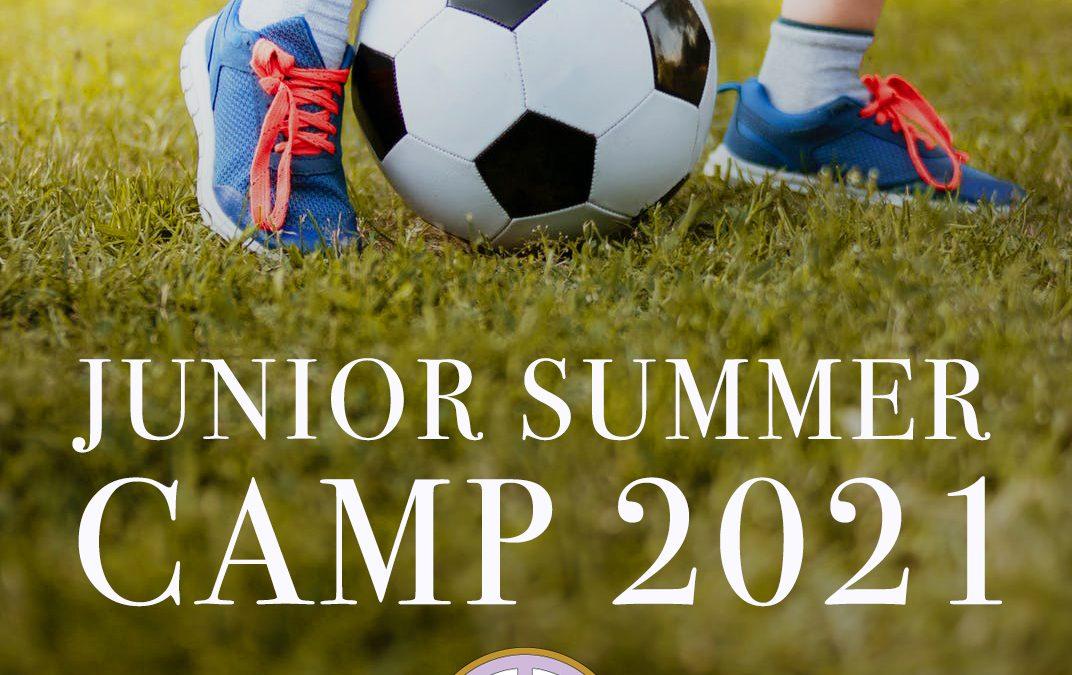 Junior Summer Camp 2021